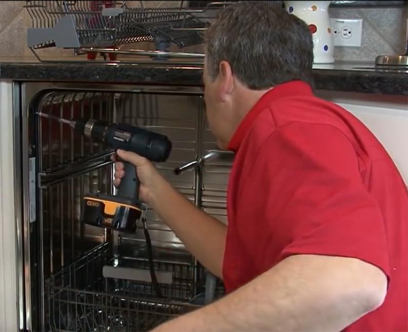 Вакансия: мастер по ремонту посудомоечных машин