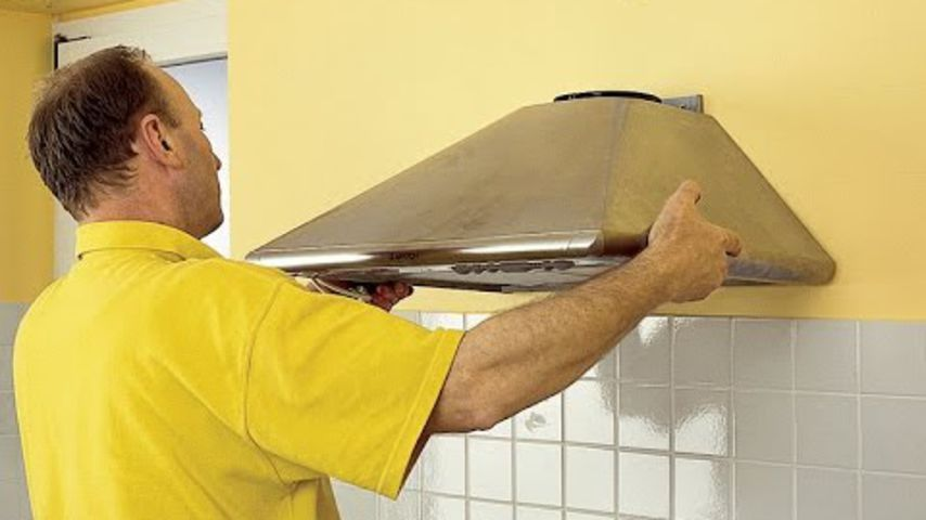 Вакансия: мастер по ремонту вытяжек
