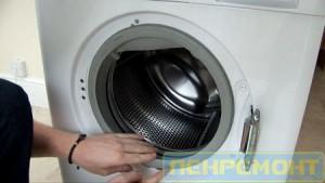 Замена или ремонт манжеты стиральной машины