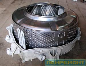 Ремонт баков стиральной машины от Ленремонт