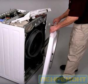 Ремонт прессостата стиральной машины