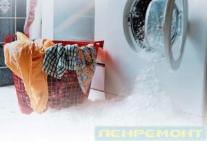 Шумит набор воды в машинке