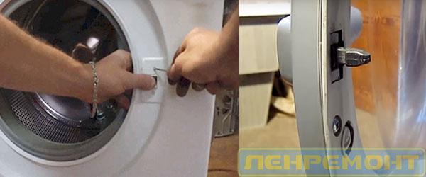 Ремонт термоблокиратора стиральной машины