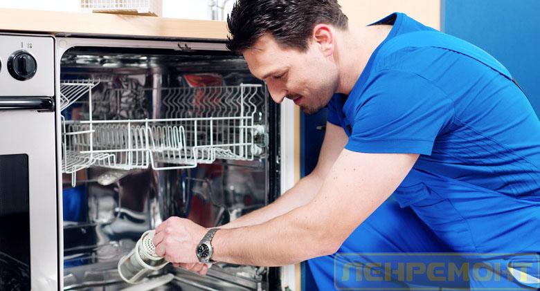 Ремонт посудомоечных машин ЮЗАО- Юго- Западный автономный округ