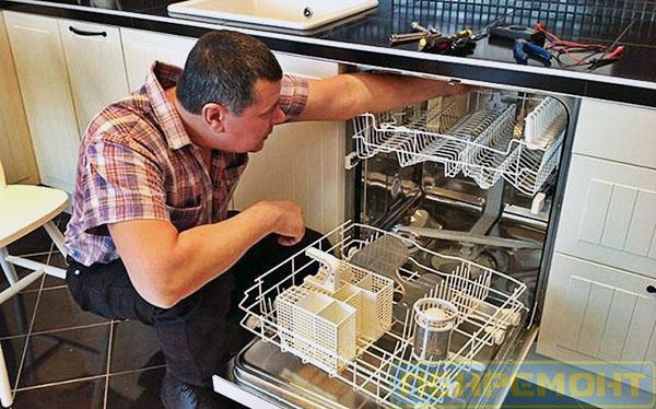 Ремонт посудомоечных машин ЮАО- Южный автономный округ