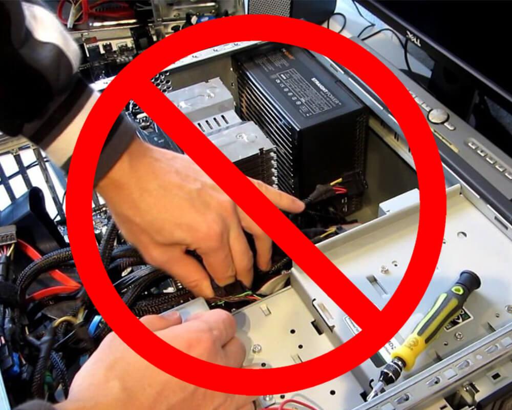 Качественный ремонт компьютера в Москве